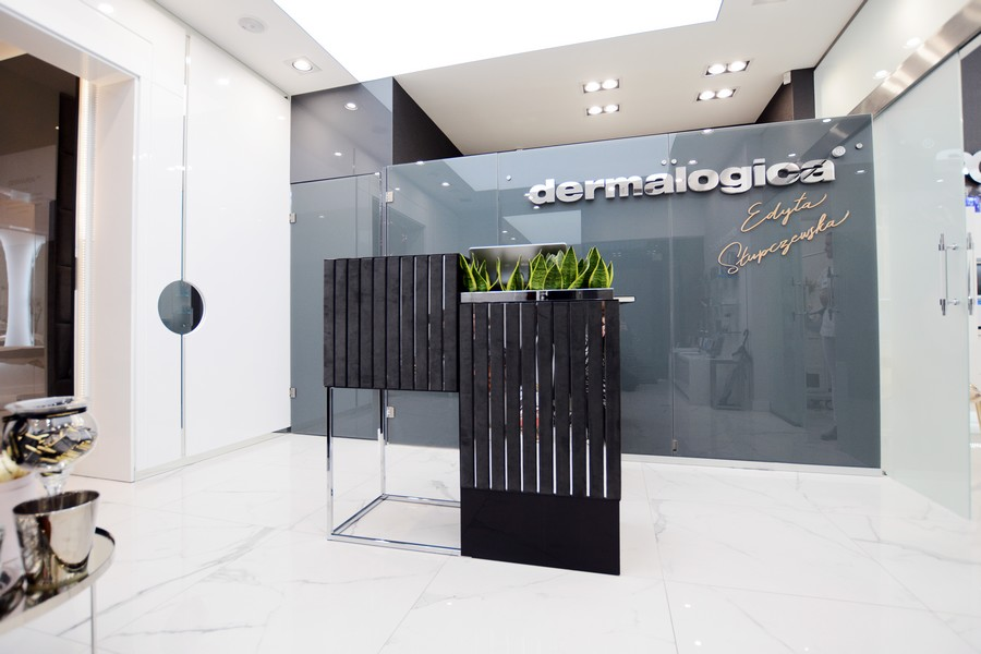 recepcja dermalogica